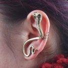 Snake design Ear Cuff Earring II Tak Fung Hong Hk