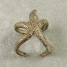 Handmade Starfish Ring Tak Fung Hong Hk