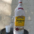 "Altered Cuervo Bottle - ""Tradition Especial 1"""
