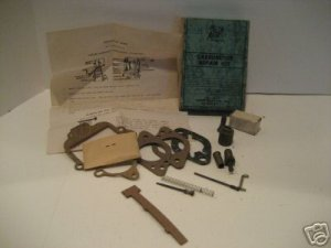 Carburetor Repair Kit - NIB - Plymouth 1935