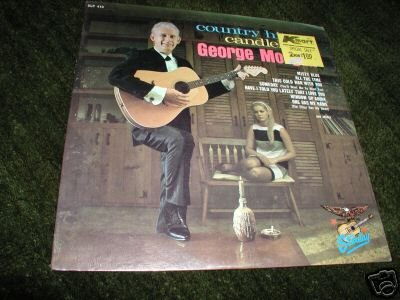 George Morgan Record Album