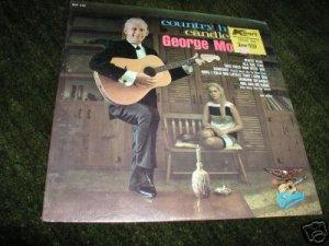 George Morgan Record Album