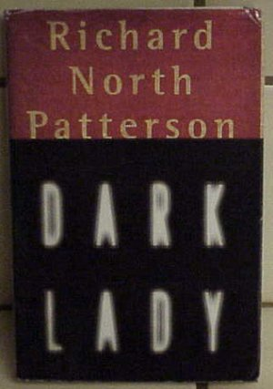 Dark Lady by Richard North Patterson (1999) - HBDJ - Memory Lane Collectibles