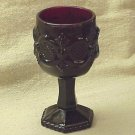 Avon Cape Cod Ruby Goblet - Memory Lane Collectibles