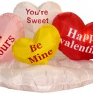 5 Foot Valentine's Inflatable Hearts & Cloud - Yard Decoration, Romantic Gift for Couples #005