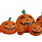 7.5 FOOT Long Halloween Inflatable Pumpkins Garden Yard Party Decoration Balloon #110