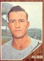 '62 Dave Hillman - Topps #282 - Reds