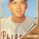 '62 Frank Sullivan - Tioos #352 - Phillies