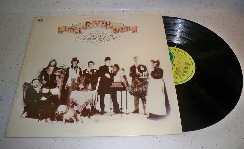 LITTLE RIVER BAND Diamantina Cocktail LP Vinyl Record SW 11645 1977