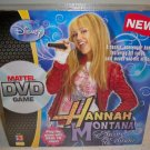Disney Hannah Montana Mattel DVD Game ,Brand New