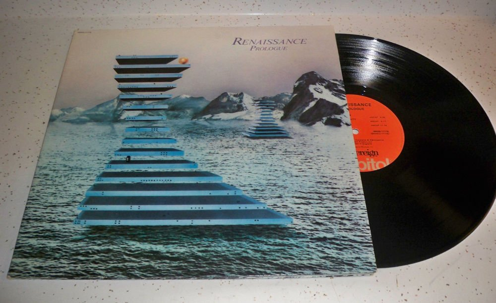 "Renaissance ""Prologue"" LP Vinyl Record SMAS-11116"