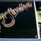 CAPTAIN & TENNILLE'S GREATEST HITS LP VINYL RECORD SP-4667 1977 VG+ /VG+
