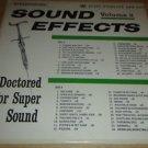 Stereodisc Sound Effects Super Sound Audio Fidelity LP Vinyl Album Volume 2