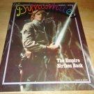 Vintage Dynamite magazine The Empire Strikes Back 1980