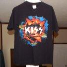 KISS HOTTEST SHOW ON EARTH  2010 TOUR T-SHIRT MEDIUM