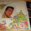 Dean Martin Jackie Gleason Merry Music Christmas 1973 Vinyl VG/VG+