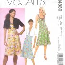 M4830 McCalls Pattern  Lined Jacket and Dress Misses Size AA  6-8-10-12