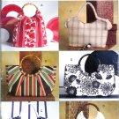 V0654 Vogue Pattern Accessories Summer Handbags
