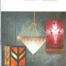 V7787 Vogue Pattern Decor Fabric Lamps