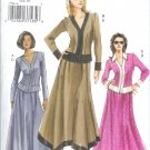 V7796 Vogue Pattern Top and Skirt Misses/Miss Petite  Size 18, 20, 22