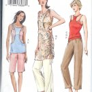 V7886 Vogue Pattern Top, Dress, tank, Top, Camisole, Shorts, Pants Misses/Miss Petite 8-12