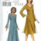 V7961 Vogue Pattern VERY EASY Dress Misses/Miss Petite Size 16-18-20-22