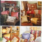 S5043 Simplicity SHOW HOUSE Pillows 4 Different Styles See Description