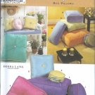 S9248 Simplicity HOME Box Pillows by Donna Lang