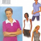 B3386 Butterick Pattern Top Misses/Miss Petite Size 6, 8, 10