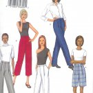 B3396 Butterick Pattern Shorts, Pants Misses/Miss Petite Size 20, 22, 24