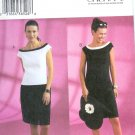 B3863 Butterick Pattern CHETTA B Top, Skirt, Dress Misses/Miss Petite Size 18, 20, 22