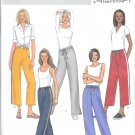 B3973 Butterick Pattern EASY Pants Misses/Miss Petite Size XS, S, M