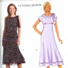 BP412 Butterick CYNTHIA HOWIE EASY Dress Misses/Miss Petite Size BB 8-14