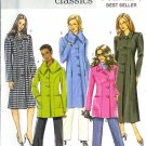 BP434 Butterick Pattern EASY CLASSICS Jacket & Coat Misses/Miss Petite Size BB 8-10-12-14