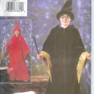B3184 Butterick Pattern EASY Robe & Gown Costume Boy/Girl Size 7,8,10