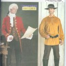 B3896 Butterick Pattern 18th CENTURY Costume Coat, Shirt, Stock Mens Size XS, S, M