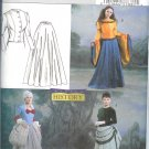 B4154 Butterick Pattern HISTORY Costumes Misses Size 12,14,16