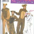 S4457 Simplicity Pattern COSTUMES FOR ADULTS Size A S, M, L