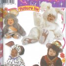 "S4458 Simplicity Pattern COSTUMES FOR KIDS ""PICTURE ME"" Toddler Size A 1/2-4"