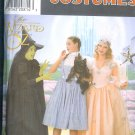 S7808 Simplicity Pattern WIZARD of OZ Costumes Misses Size P 12, 14, 16
