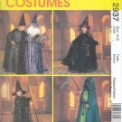 M2937 McCalls Pattern Cape Costume Child/Boys/Girls Size 3 - 6