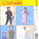 M4618 McCalls Pattern COSTUMES Toddler/Child Size CB 1-2-3