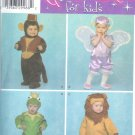 S3994 Simplicity Pattern COSTUMES for KIDS Toddler Size A  1/2, 1, 2, 3, 4
