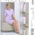 M4831 McCalls  Pattern Unlined Jacket, Dress, Tie Belt and Skirt Misses/Miss Petite Size FF 16-22