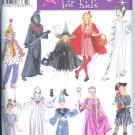 S4860 Simplicity Pattern COSTUMES for KIDS Boys/Girls Size A  S, M, L