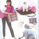 S4716 Simplicity Pattern LONGIA MILLER DESIGN Pet Accessories