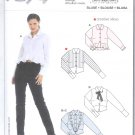 Burda 8151 Pattern Blouse Size 6, 8, 10, 12, 14, 16, 18, 20
