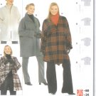 Burda 8267 Pattern EASY Jacket Size 16/18 - 32/34