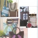 V8101 Vogue Pattern ACCESSORIES Totes   OSZ