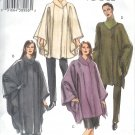 V7974 Vogue Pattern VERY EASY Cape Misses Size Xsml-S-M